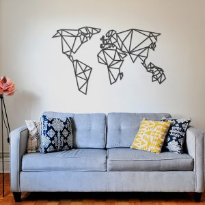 Objetos de metal para decoración de interiores - Nimbodeco - Venta online
